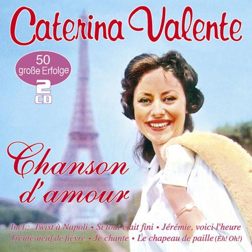 Caterina Valente | Chanson d'amour