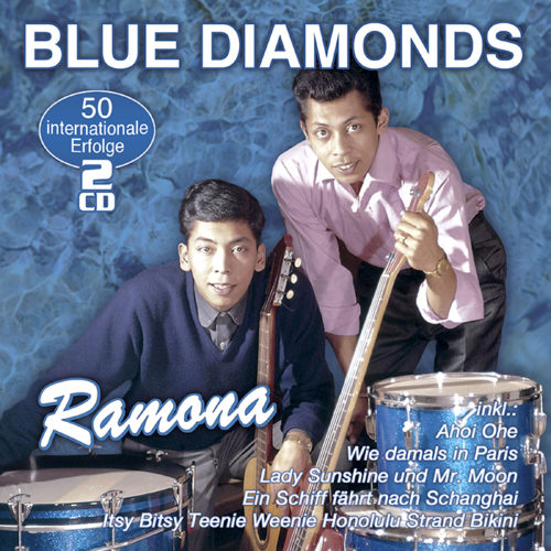 Blue Diamonds | Ramona