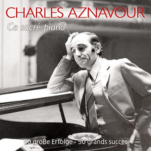 Charles Aznavour | Ce sacré piano