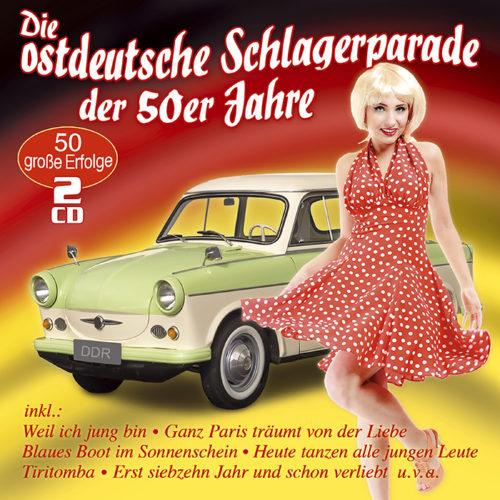 Die ostdeutsche Schlagerparade der 50er Jahre