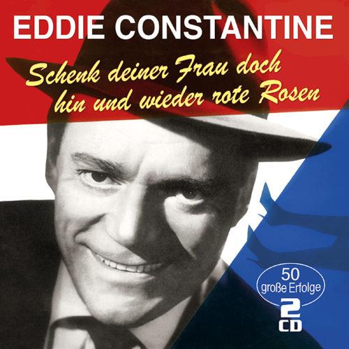 Eddie Constantine   Schenk deiner Frau doch hin und wieder rote Rosen