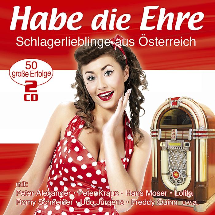 Habe die Ehre - Schlagerlieblinge aus Österreich