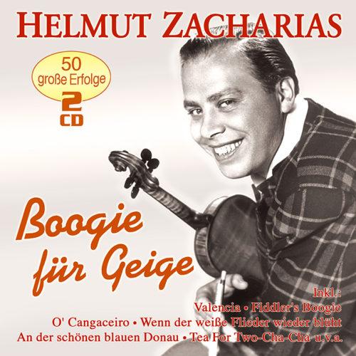 Helmut Zacharias | Boogie für Geige
