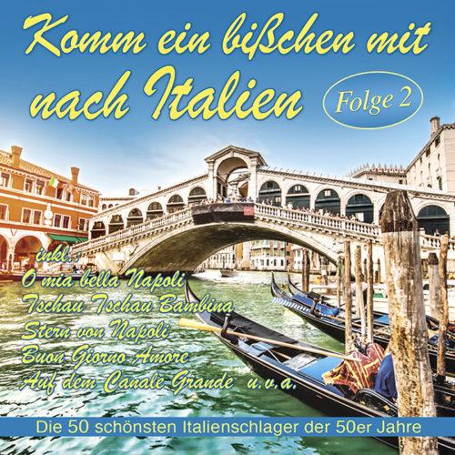 Komm ein bißchen mit nach Italien - Folge 2