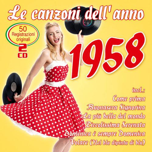 Le canzoni dell'anno 1958