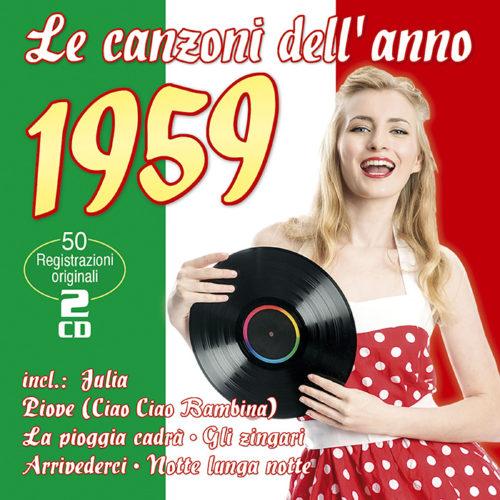 Le canzoni dell'anno 1959