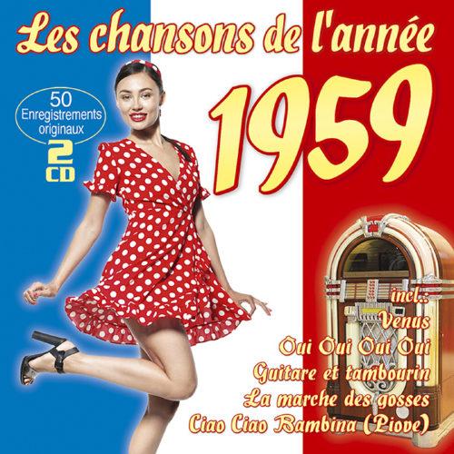 Les chansons de l'année 1959