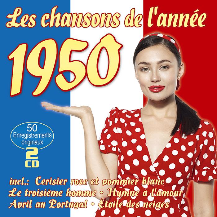 Les chansons de l'année 1950