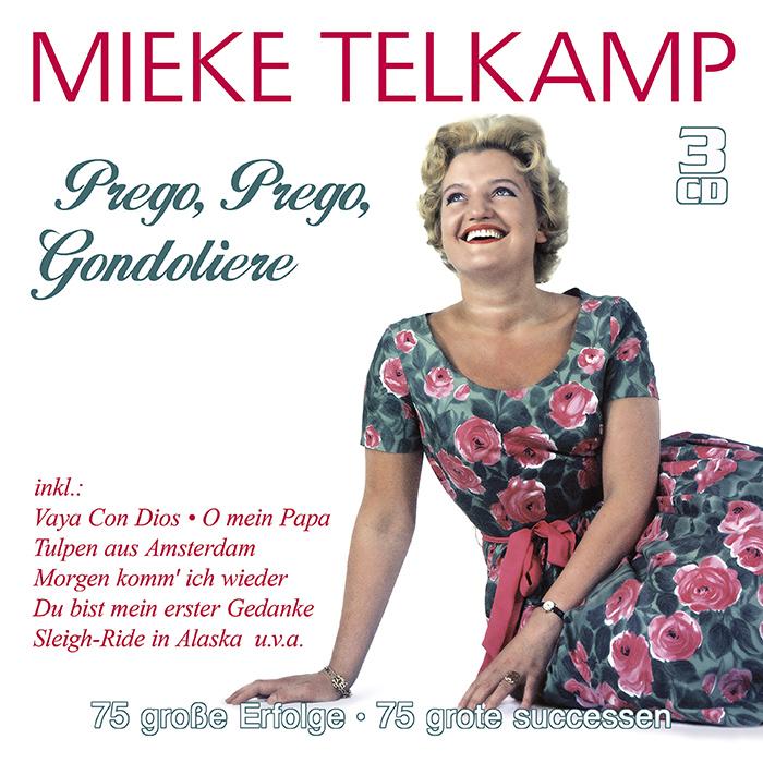 Mieke Telkamp | Prego, Prego, Gondoliere