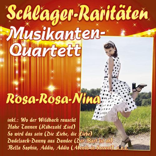 Das Musikanten-Quartett | Rosa-Rosa-Nina