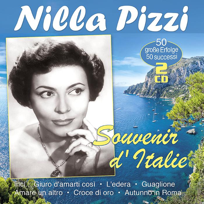 Nilla Pizzi | Souvenir d' Italie