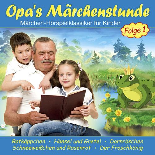 Opas Märchenstunde - Folge 1