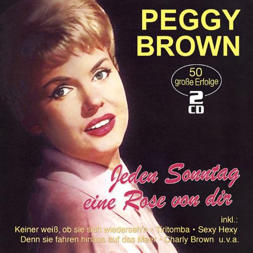 Peggy Brown | Jeden Sonntag eine Rose von dir