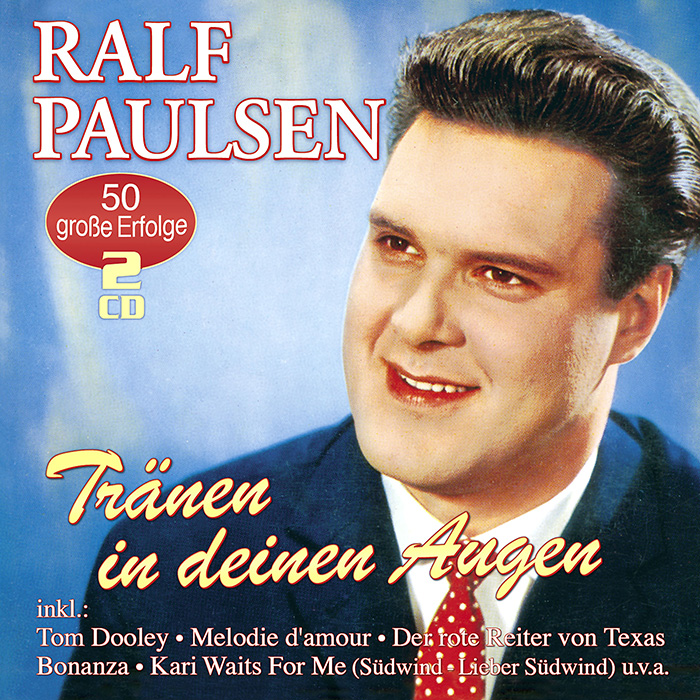 Ralf Paulsen   Tränen in deinen Augen