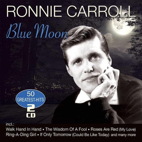 Ronnie Carroll   Blue Moon