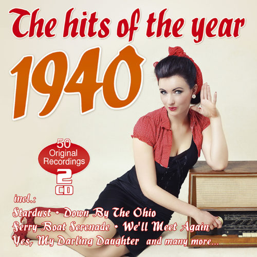 The Hits Of The Year 1940