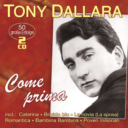 Tony Dallara | Come prima