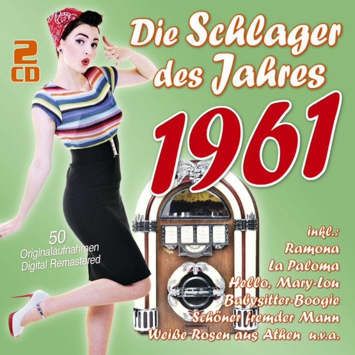 Die Schlager des Jahres CD Reihe: DAS Geschenk zum runden Geburtstag!