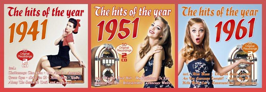 Die CD als Geburtstagsgeschenk zum 60., 70. und 80. Geburtstag